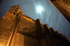 FR10 1074 Le Collégiale de Saint-Michel. Castelnaudary, Aude, Languedoc
