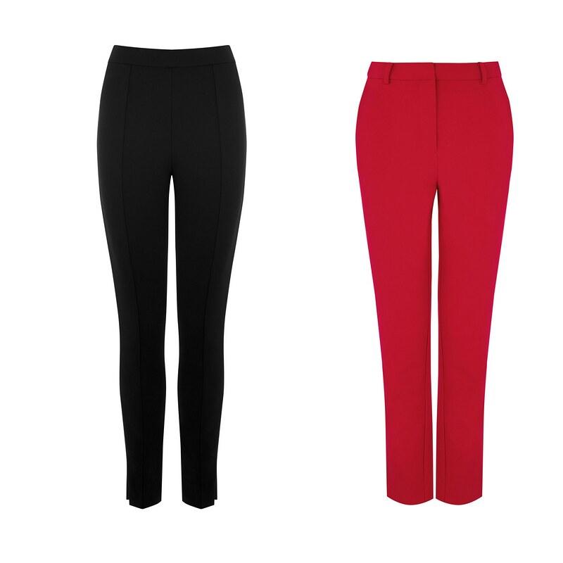 Warehouse trousers @porcelinasworld