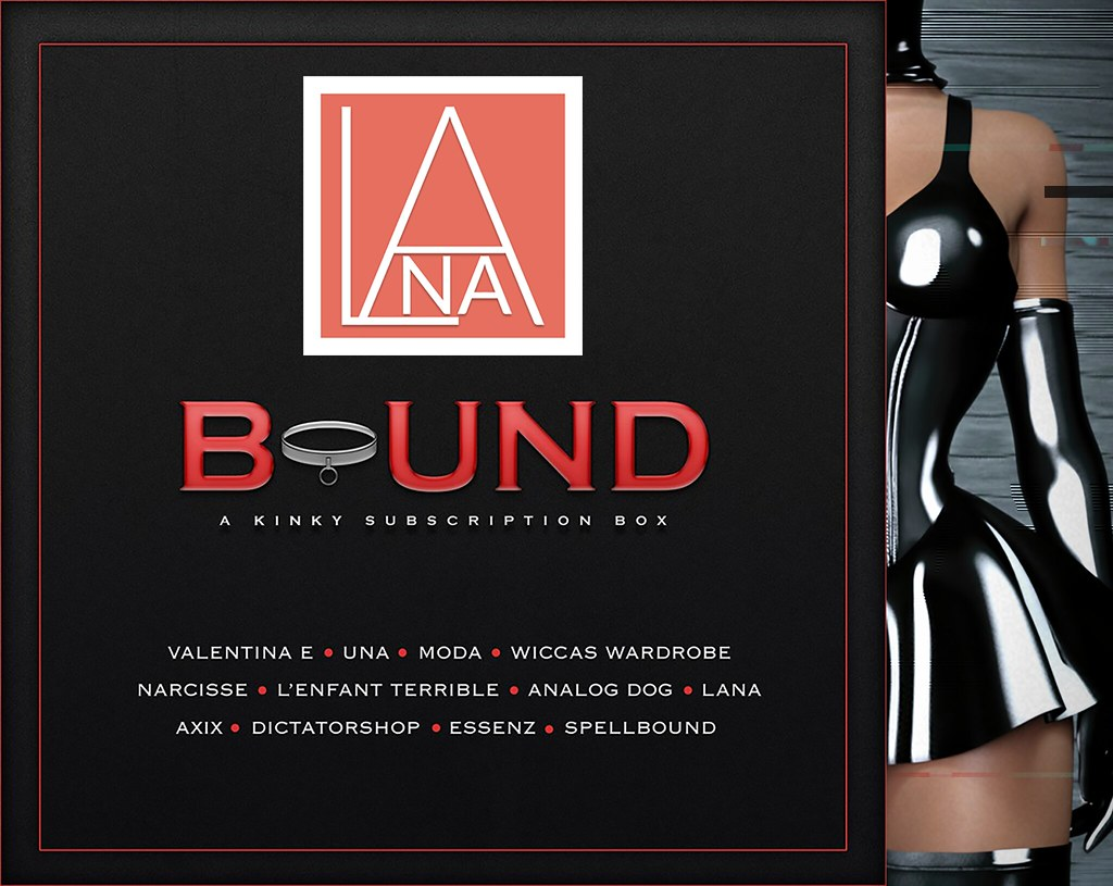 #LANA - BoundBox February - TeleportHub.com Live!