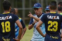 10-01-2018: Jogo-treino Londrina 3x1 Linense