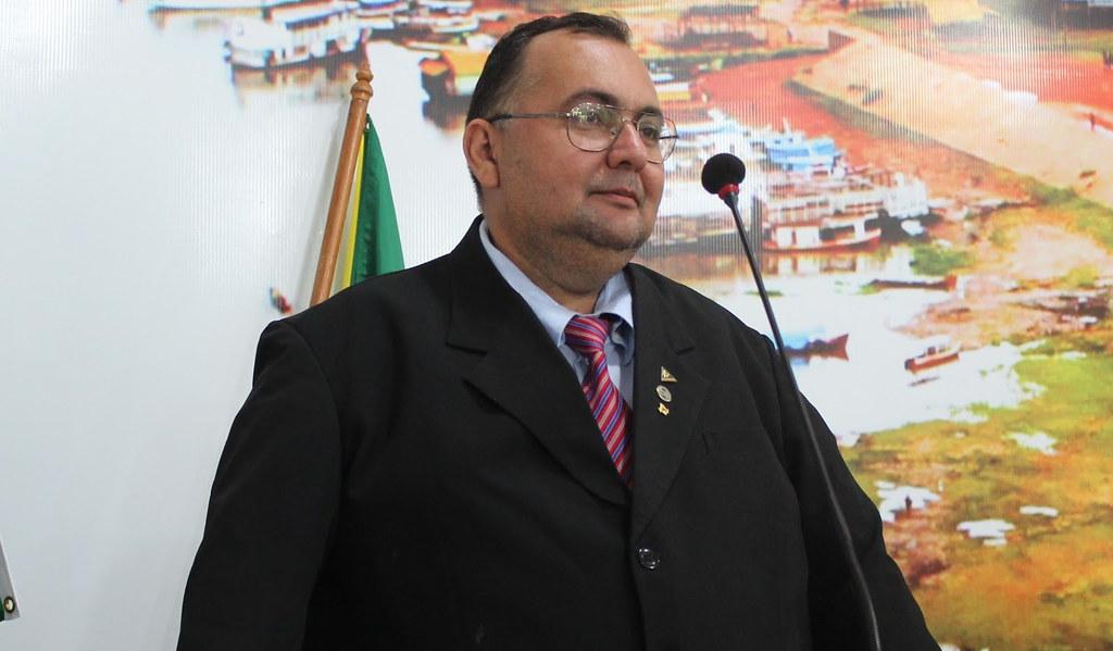 Câmara de Alenquer recontrata advogada com 25% de reajuste; inflação foi de 2,95%, Vereador Betão Freire, do DEM