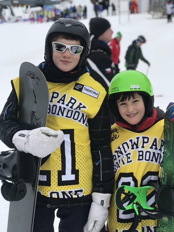 Monte Bondone Snowpark Kids