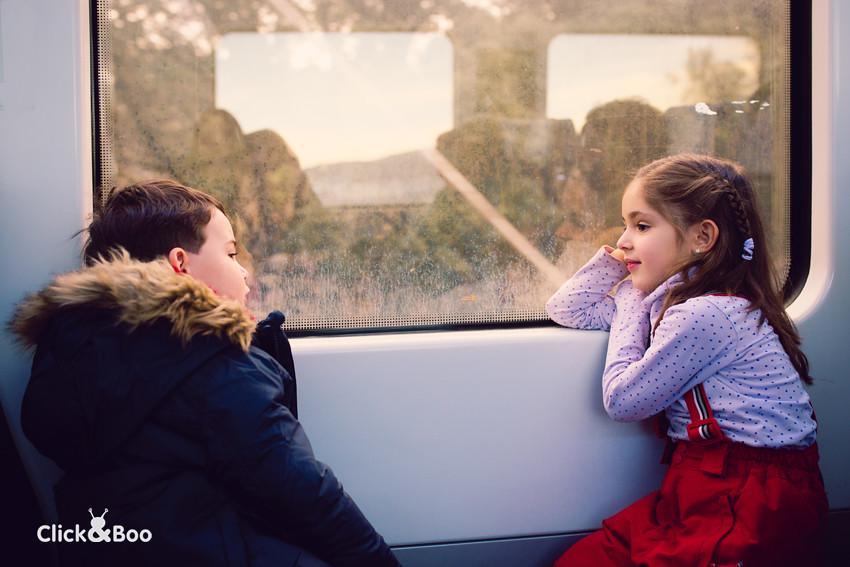 Conversaciones de tren