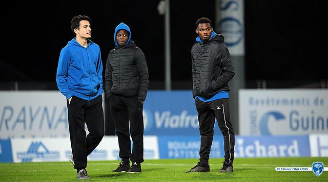 Foot Ligue 2 - Chamois Niortais FC - Valenciennes FC (26/01/2018)