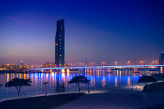 Blue Hour Dubai