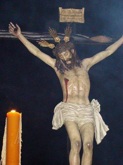 Hermandad y Cofradía de Nazarenos de la Santa Vera-Cruz, Sangre de Nuestro Señor Jesucristo y María Santísima de los Dolores.