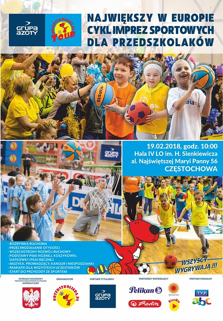 Plakat GAPT2018  Częstochowa