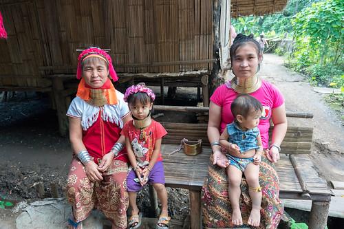 BAN HUAI PA RAY HILL TRIBE VILLAGE   DSC01534