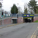 Berkswell Station - the bridge that replaced a level crossing on Station Road
