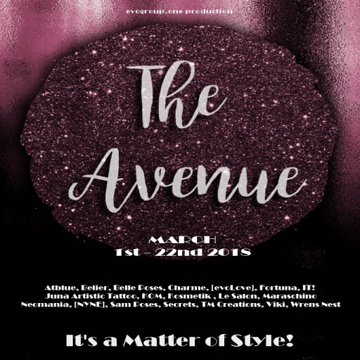 The Avenue March 1st to 22th New Round - TeleportHub.com Live!