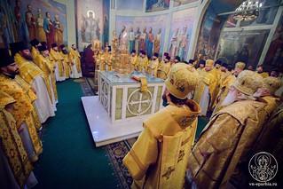 Божественная литургия 246