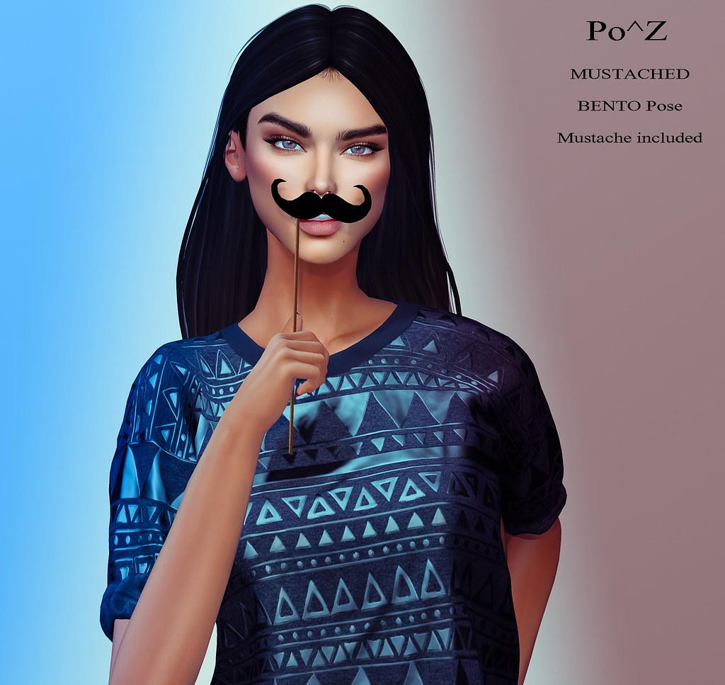 Po^Z Bento – New Female Prop Pose @ Po^Z