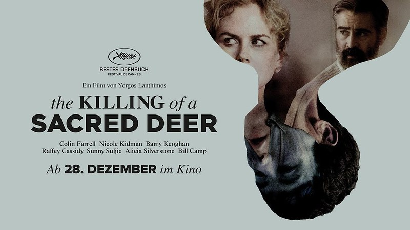 The Killing Of Sacred Deer