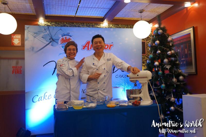 French Baker Hokkaido Cake