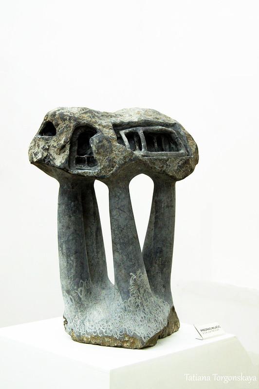 """Предраг Милачич, работа из цикла """"Метеоры"""""""