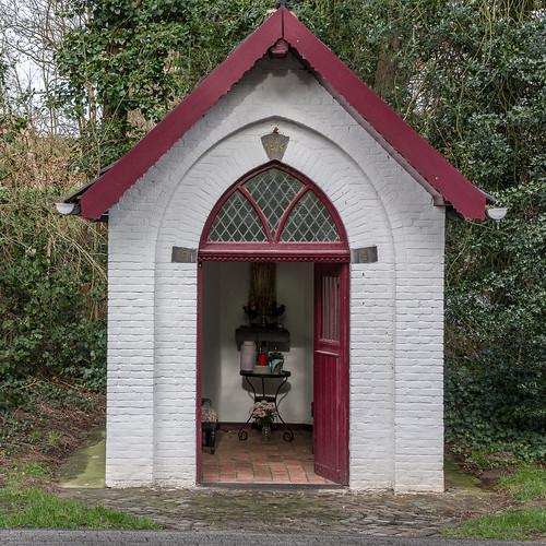 Sint-Lambrechts-Herk, kapel van de Steenberg
