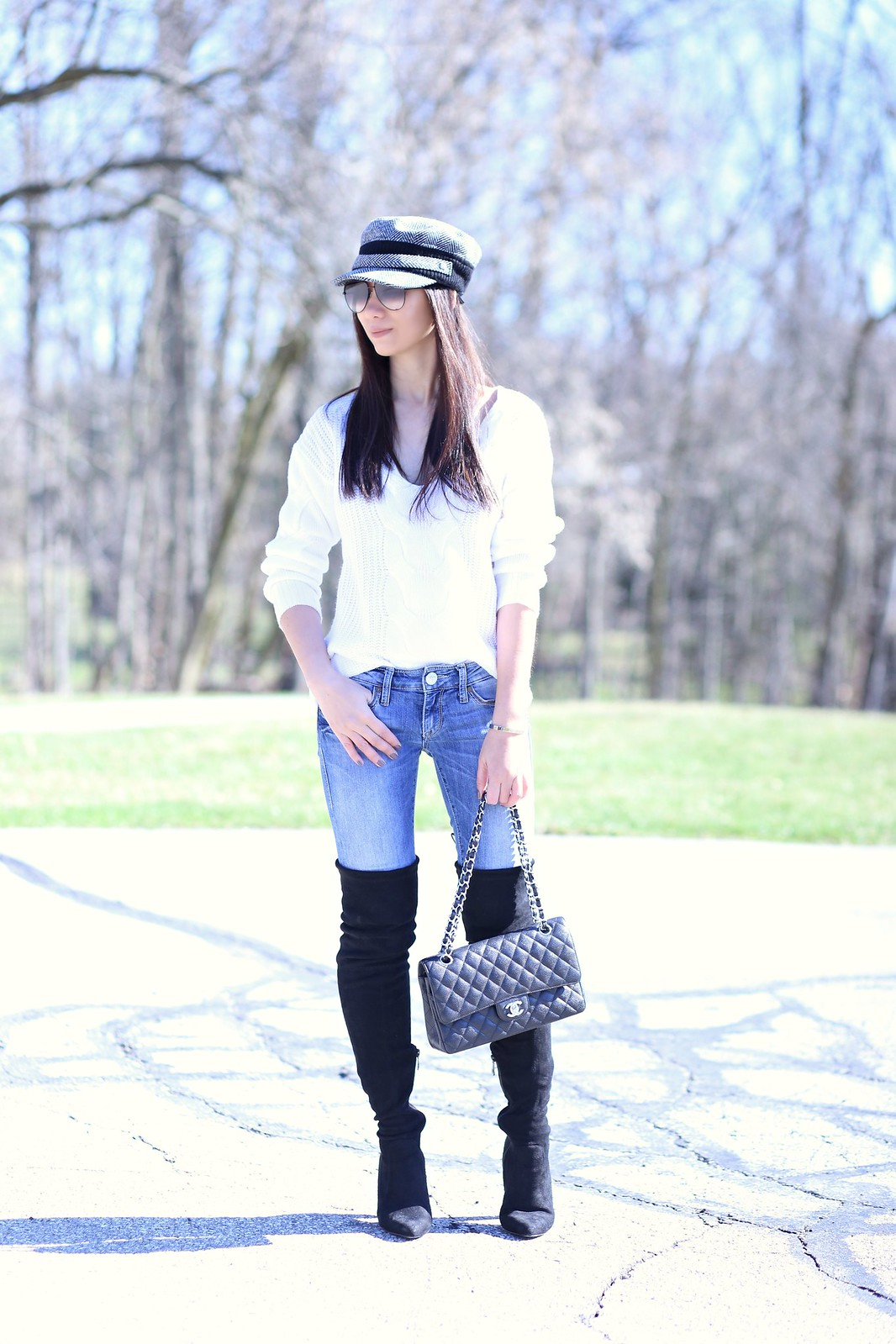 WhiteSweater_SydneysFashionDiary