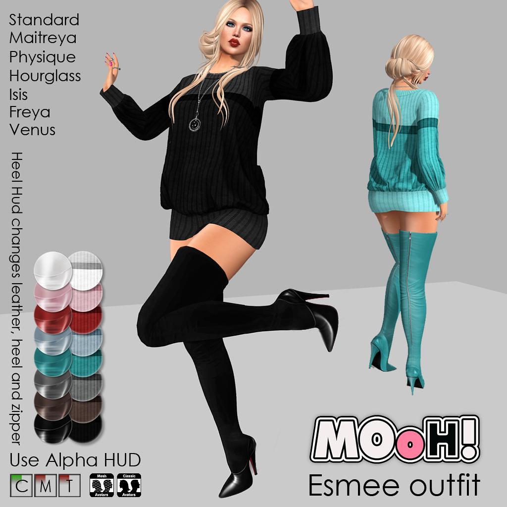 Esmee outfit - TeleportHub.com Live!