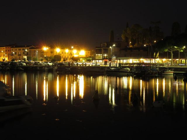 Bootshafen von Peschiera del Garda