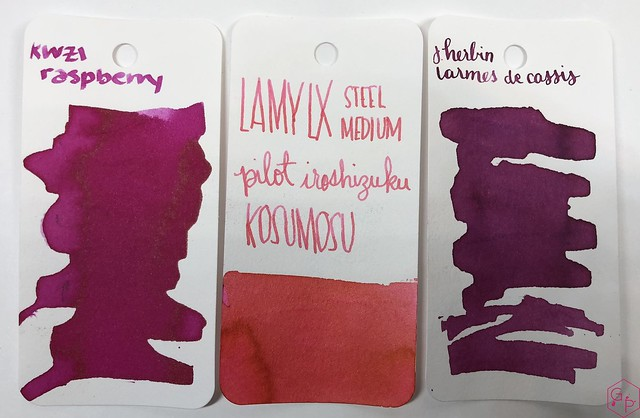 Ink Shot Review KWZI Raspberry @AppelboomLaren 2