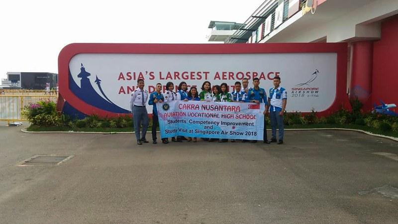Singapore Airshow 2018