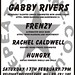 Gabby Rivers, Frenzy, Rachel and Hungry