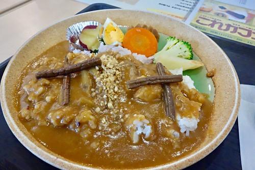 縄文カレー