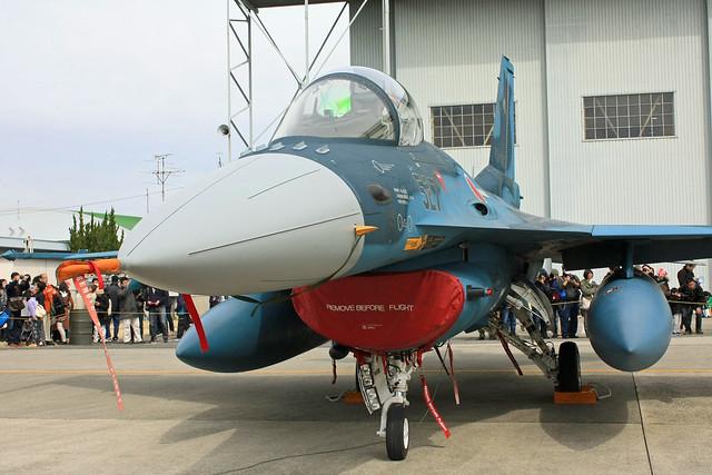 第8航空団 第8飛行隊 F-2A 43-8527 IMG_3421_2