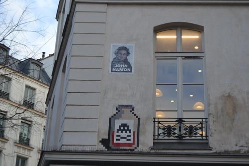 Paris. 18/01/2018 Fotos de zeroanodino para URBANARTIMAÑA.