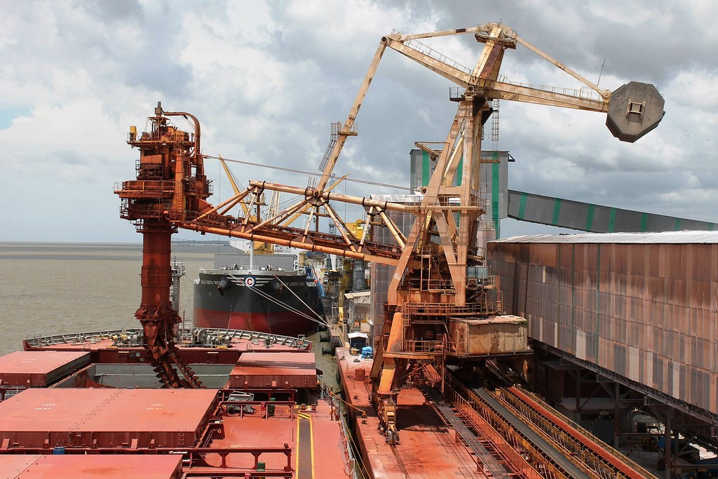 Pará alcança o 2º lugar em saldo positivo da balança comercial do Brasil