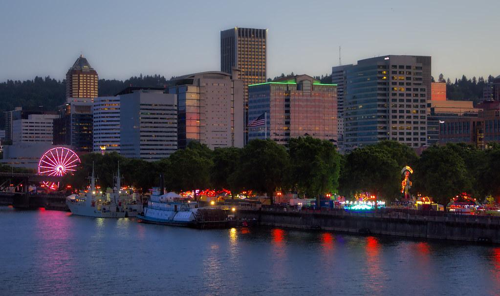 Portland Riverside