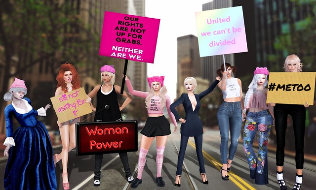 SL Supports Women 2018