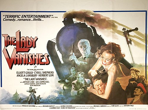 The Lady Vanishes - 1979 - Poster 4