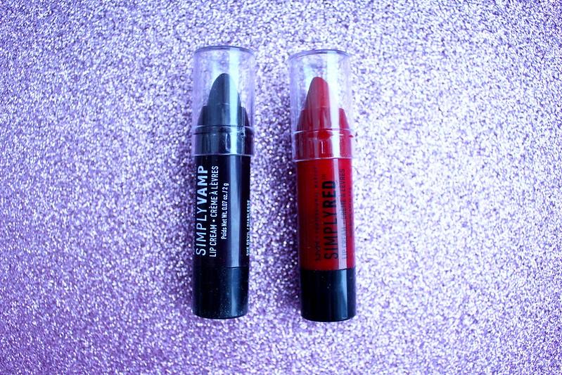 Nyx simply huulituotteet blogi joulukalenteri