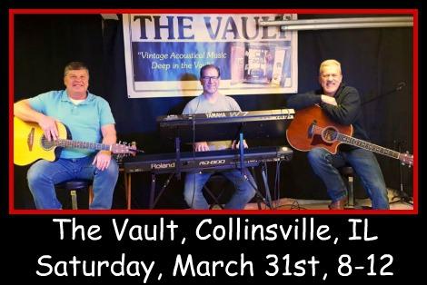 The Vault 3-31-18