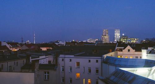 047 Berlin Skyline