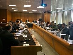 Reunião do Conselho Nacional de Previdência realizada em 22.fev.2018