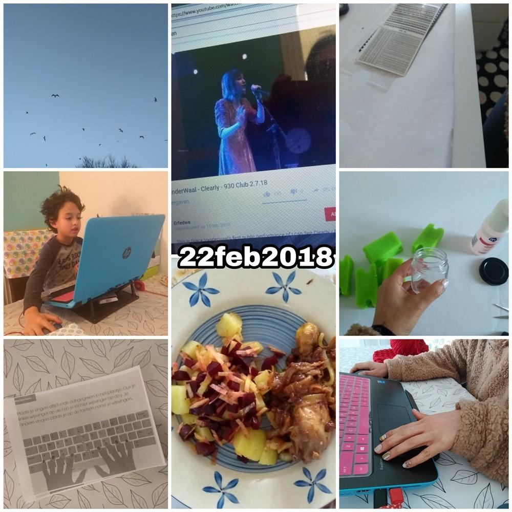 22 feb 2018 Snapshot