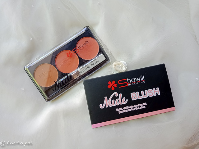 Shawill Nude Blush Full Review and Swatches