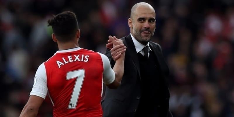 Guardiola Harus Hubungin Alexis Sanchez Secara Pribadi