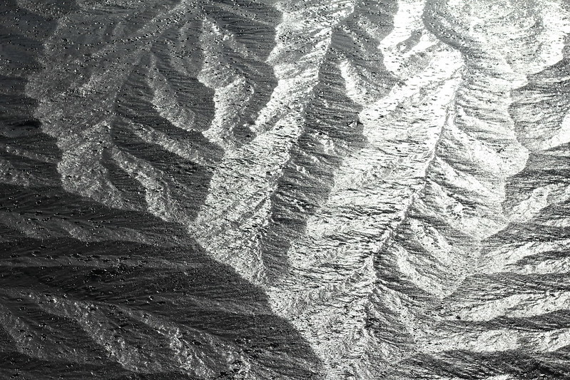 Silver mud