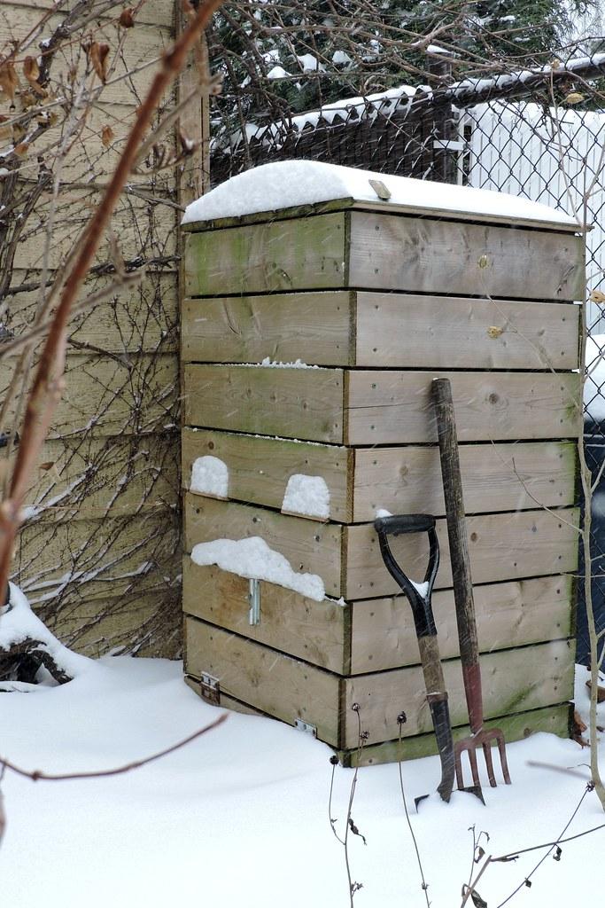 Composteur extérieur