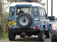 1986 Land Rover 90 Defender
