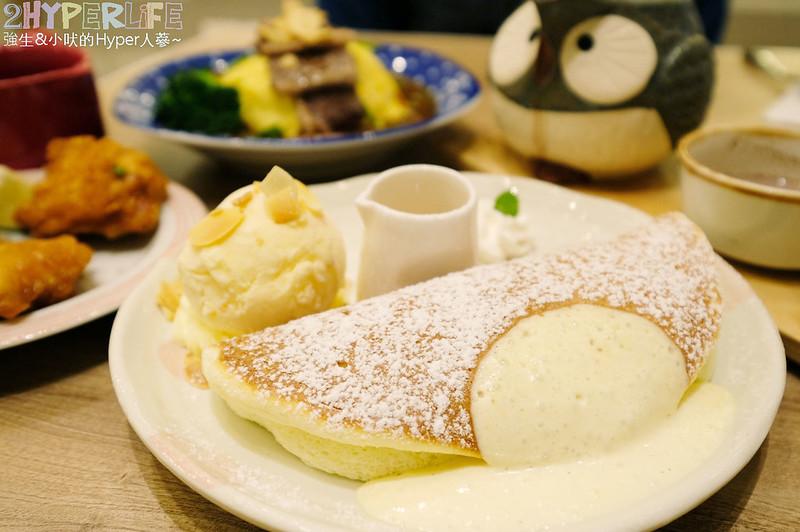 woosaパンケーキ 屋莎鬆餅屋 台中遠百店 (11)