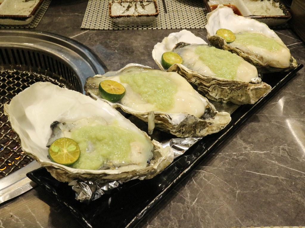 原月日式頂級帝王蟹燒烤吃到飽 (14)