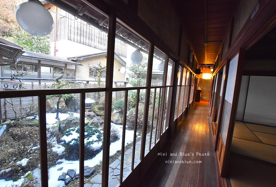 日本 美山住宿 生藥屋溫泉旅館15