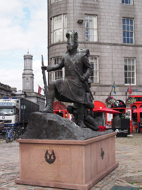 The Gordon Highlander