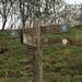 SDW: Saddlesombe Farm - signage 66% done!