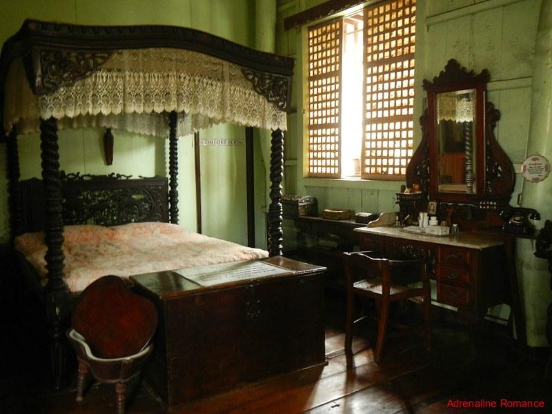Master bedroom, Crisologo Museum