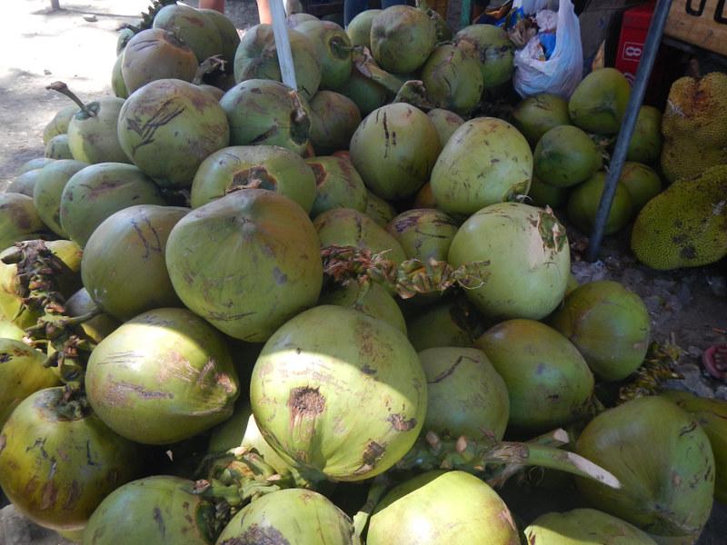 Liloan coconuts